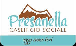 Logo Caseificio Presanella